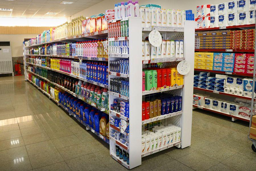 تجهیزات فروشگاهی افق کوروش