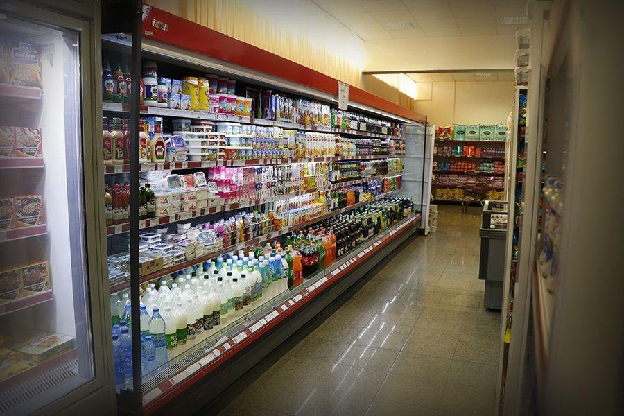 یخچال و فریزر فروشگاهی