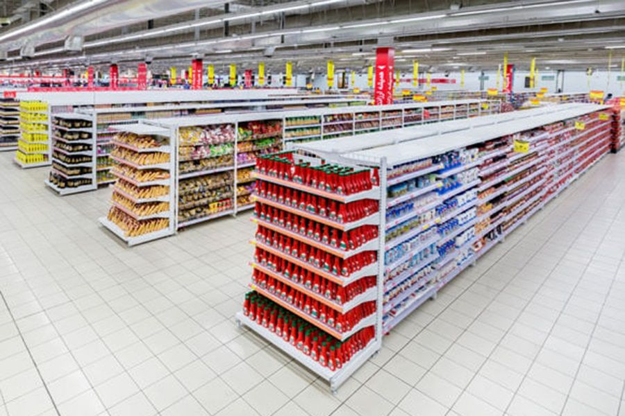 طراحی هایپرمارکت