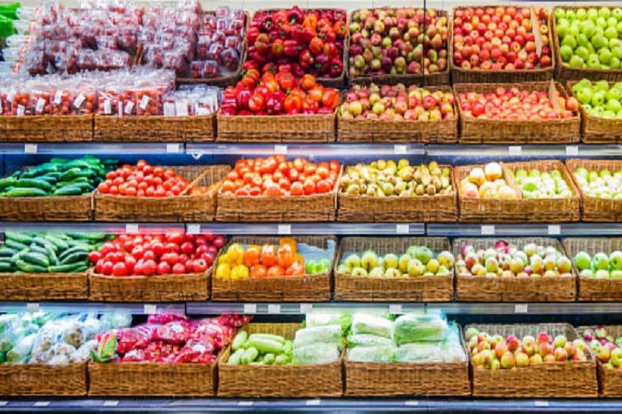 یخچال میوه و سبزیجات